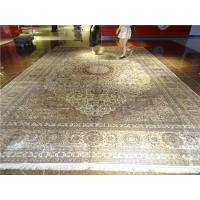 Buy cheap handmade washed persian silk carpet antique luxury silk carpet from wholesalers