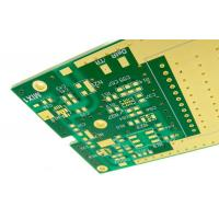 Buy cheap Printed Circuit PCB Boards With 6 Layers Design Diagram Immersion Gold Finished  Assembly Electronics Products from wholesalers