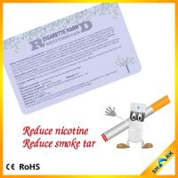 Buy cheap Health Smoking Cessation Products Stop Smoking Card Reducing Cig Harm from wholesalers