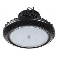 Buy cheap 150W UFO LED High Bay Lights with 15500LM CRI>80Ra PF>0.95 60 Degree Beam Angle from wholesalers