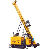 Buy cheap CR12 1200m Full Hydraulic Surface Core Drilling Rig Cummins Diesel Engine 153kW (205HP) from wholesalers