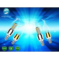 Buy cheap High Power 3W LED Candle Light C37 360 Degree For Art Hall Museum from wholesalers