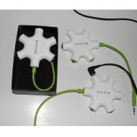 Buy cheap 3.5mm Headphone splitters,  splitter, cable splitter, have spot goods supply; product