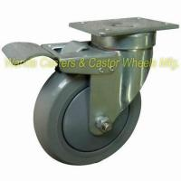Buy cheap Total Locking Caster, Double Brake Caster from wholesalers
