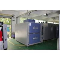 Buy cheap Two Zone Climat Environmental Test Chambers For Car Parts Testing from wholesalers