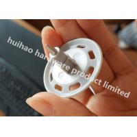 Buy cheap 0.300 Insulation Fixing Drive Pins With Plastic Washers For Pneumatic Stapler from wholesalers