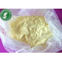Buy cheap 99% Purity Light Yellow Powder Tren Hexahydrobenzyl Carbonate CAS 23454-33-3 from wholesalers