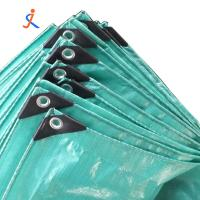 Buy cheap China pe tarpaulin factory waterproof outdoor green polyethylene plastic woven fabric cover with cheap price from wholesalers