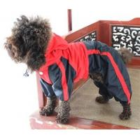Buy cheap Water Proof Pet Large Breed Dog Clothes Raincoat Outfits L - XL Size from wholesalers