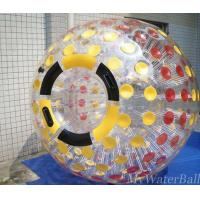 Buy cheap Color Dots Human Hamster Balls Zorb Ball For Adults with One Entrance from wholesalers