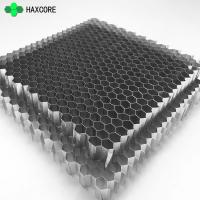 Buy cheap 3003 Light Weight Unexpanded Or Expaned Aluminum Honeycomb Core from wholesalers