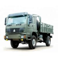 Buy cheap EURO II 8-15 Ton 4x4 Cargo Truck , HW76 Cab Heavy Lorry Truck ZZ2167M5227 from wholesalers