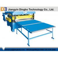 Buy cheap Automatic PPGI Steel Coil Cut To Length Machine Easy Operation 10-15m/Min from wholesalers