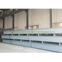 Buy cheap ASTMA53 / ASTM A573 Welded H Channel Steel , L Shaped Steel Beam from wholesalers