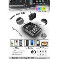 Buy cheap 3 in 1 Bluetooth to apple moblie Iphone 4 FM Transmitters  and car charger for mp3 player from wholesalers