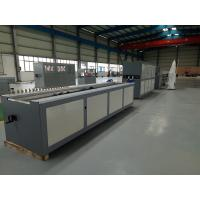 PVC Profile Extrusion Line For Windows Sealing Strip , UPVC Windows Manufacturing Machinery