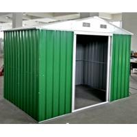 Buy cheap garden storage house / prefa tiny house  / metal shed kit from wholesalers