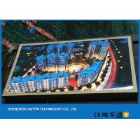 Buy cheap 1 / 8 Scan Outdoor Commercial Digital LED Billboard P6 SMD Multi Color Video LED Waterproof Billboard from wholesalers