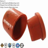 Buy cheap 7-5/8'pvc pipe threaded end cap and stainless steel pipe threaded end cap from wholesalers