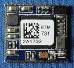 Buy cheap Broadcom Embedded DSCN 0550 Class 2 Bluetooth Module A2DP AVRCP HFP from wholesalers