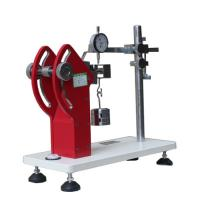 Buy cheap Footwear Testing Equipment  Insole Back Part Stiffness Testing Machine product