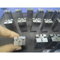 Buy cheap High Precision Wire EDM Parts Sinker Machining Tooling Parts Within +/-0.005mm product