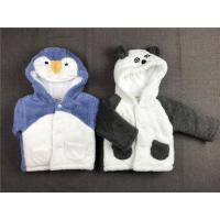 Coat Berber Baby Winter Snowsuit , Fleece Toddler One Piece Snowsuit For Baby Boy / Girl