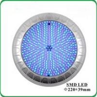 IP68 Extra Flat Resin Filled Swimming Pool Underwater LED Light Display