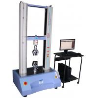 Buy cheap 10KN Servo Control Universal Tensile Testing Machine for Lab Metal / Steel Wire Test from wholesalers