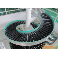 Buy cheap Stainless Steel Multi Point Loading 4.0KW Spiral Elevator Conveyor from wholesalers