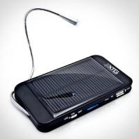 Buy cheap GB plug AC 180-240v solar powered  travel charger for iphone from wholesalers