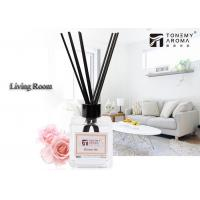Buy cheap Desk Decorative 120ml Essential Oil Reed Diffuser Rattan Sticks For Air Fresheners from wholesalers