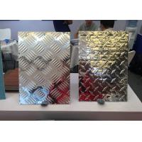 Buy cheap Mill Finish Aluminium Chequered Plate Sheet Coils 6061 Size 6 X 1220 X 2440mm from wholesalers
