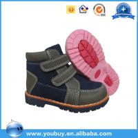 Buy cheap Kids orthopedic shoes, china shoes factory new style hiking boots from wholesalers