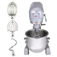 Buy cheap 20L / 5KG Planetary Dough Mixer Egg Beater 3-Mixing Accessories Food Processing Equipments from wholesalers