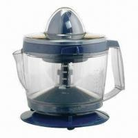 Buy cheap Electric Citrus Juicer with 20W Motor Power and Right/Left Rotations from wholesalers