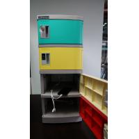 Buy cheap Colourful Smart ABS Plastic Lockers For Water Baths Place 176*310*460mm product