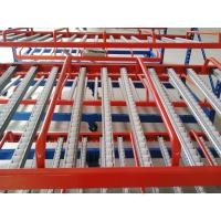 Buy cheap For Warehouse Store Carton Flow Racking, 500-5000mm Height, 100-800kg / Level from wholesalers