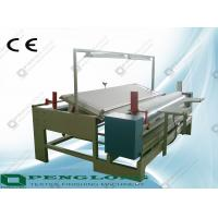 Buy cheap Fabric Inspection and Measuring Machine,weighing &cutting function from wholesalers