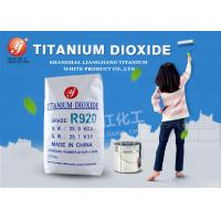 High gloss retention Rutile Type Chloride Process Titanium Dioxide For Powder coatings