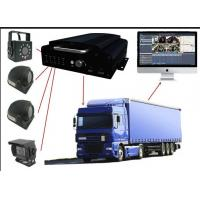 Buy cheap Industry HD 3G vehicle DVR recorder , Integrating WiFi GPS Voice Conversation product