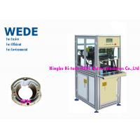 Buy cheap Fully Auto Insulation Paper Inserting Machine For Universal Motor 2 Slots from wholesalers