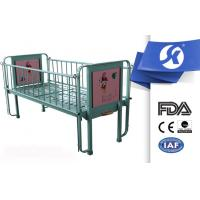 Buy cheap Multi - Purposes Single Crank Hospital Baby Bed With Punching Bed Surface from wholesalers