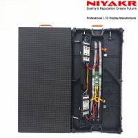 Buy cheap Outdoor Waterproof Led Video Wall Display P3.91 500x1000 Rental Panel 4500 Nits from wholesalers