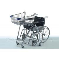 Buy cheap Shopping Trolley for Wheelchair Users from wholesalers