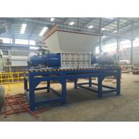 Buy cheap MG1000 Heavy Duty Waste Plastic Shredder Machine, Waste Materials Shredder Machine with large capacity from wholesalers