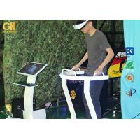 Buy cheap Interactive Shaking Platform 9D Vibrating VR Simulator For Theme Park 600W product