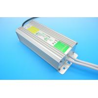 Top quality AC100 - 240V IP68 LED Waterproof Driver , Constant Current LED Driver 12V 5A for sale