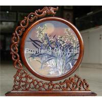 Buy cheap Chinese silk embroidery ,Double sided embroidery product
