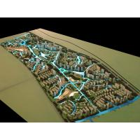 Buy cheap Urban Planning Architectural Model Maker , City Land Use Scale Models from wholesalers